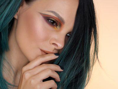 Новый взгляд на осенний макияж