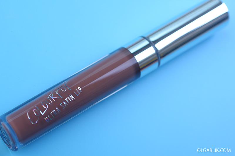 Colour Pop Mess Around Ultra Satin Liquid Lipstick, отзывы, фото, помада Колорпоп