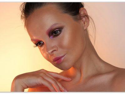 Секреты влажного макияжа глаз: способ нанесения
