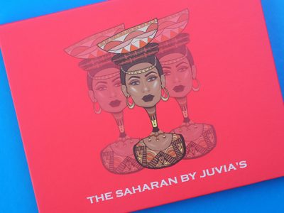 Такого еще не было! Juvia's Place The Saharan Palette