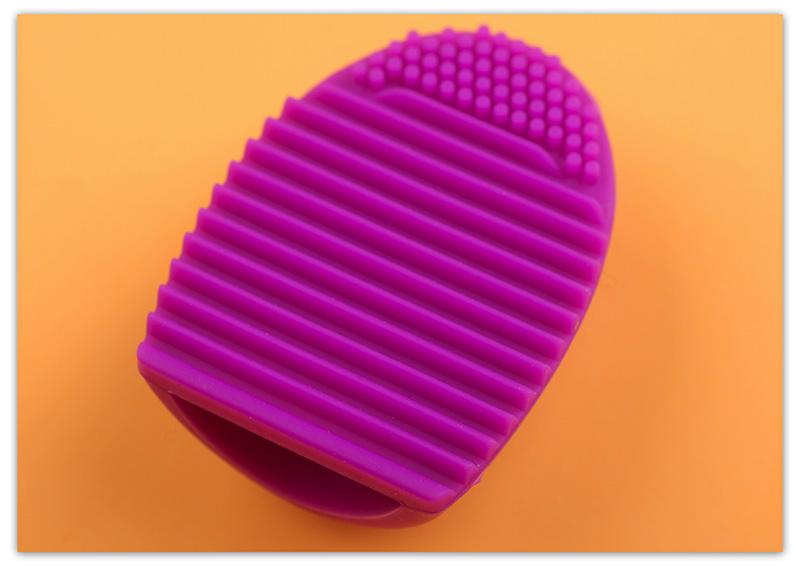 Makeup Revolution Pro Cleanse Brush Tool, Как и чем очищать кисти для макияжа, отзывы, фото