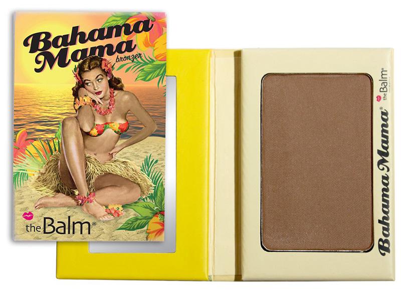 Бронзатор The Balm - Bahama Mama Bronzer, Лучший бюджетный и люкс бронзер, отзывы, фото, бронзатор