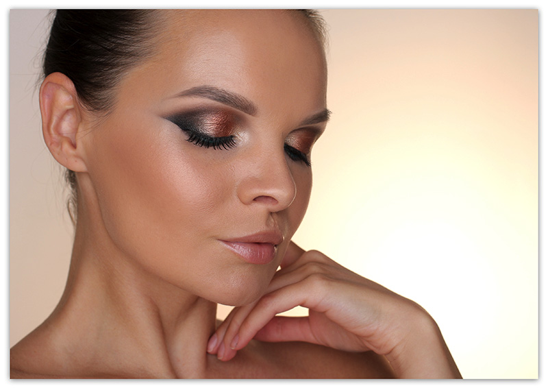 Sleek I Divine 429 All Night Long, Makeup Tutorial