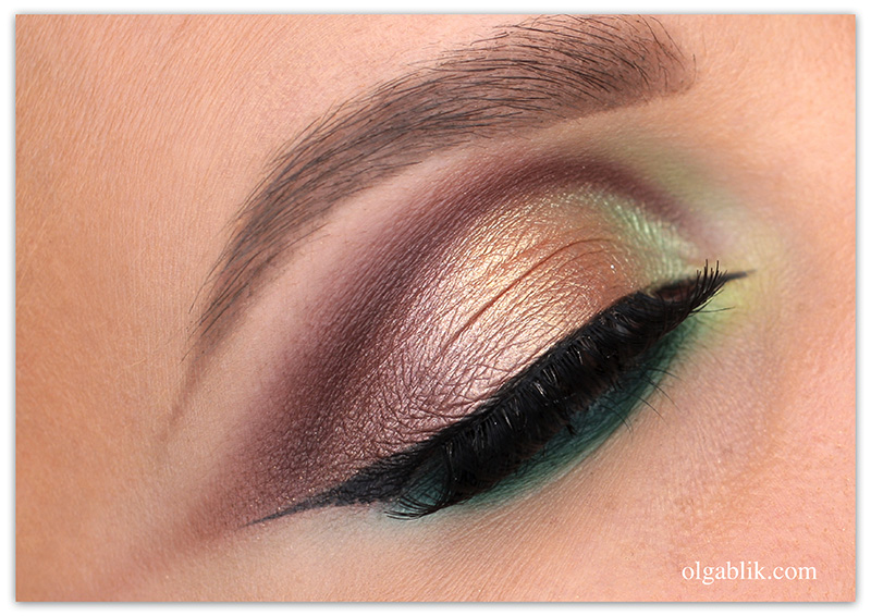 Sleek I Divine #447 Garden of Eden Makeup, Макияж, Фото, Отзывы