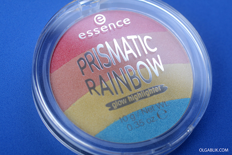 Хайлайтер Essence Prismatic Rainbow