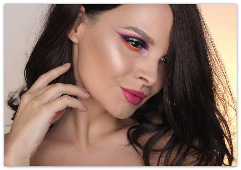 Juvia's Place The Magic Palette Makeup Tutorial