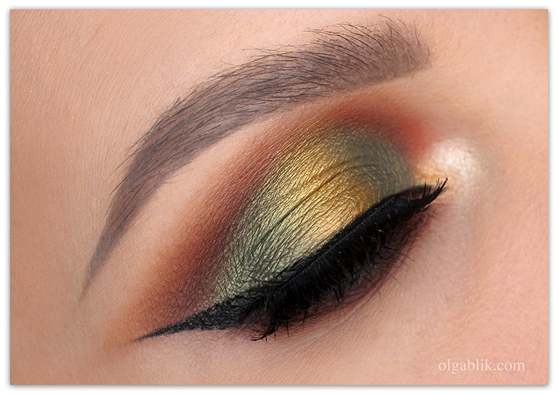 Juvia's Place Nubian 2 Eye shadow Palette Makeup Look, Макияж, Фото