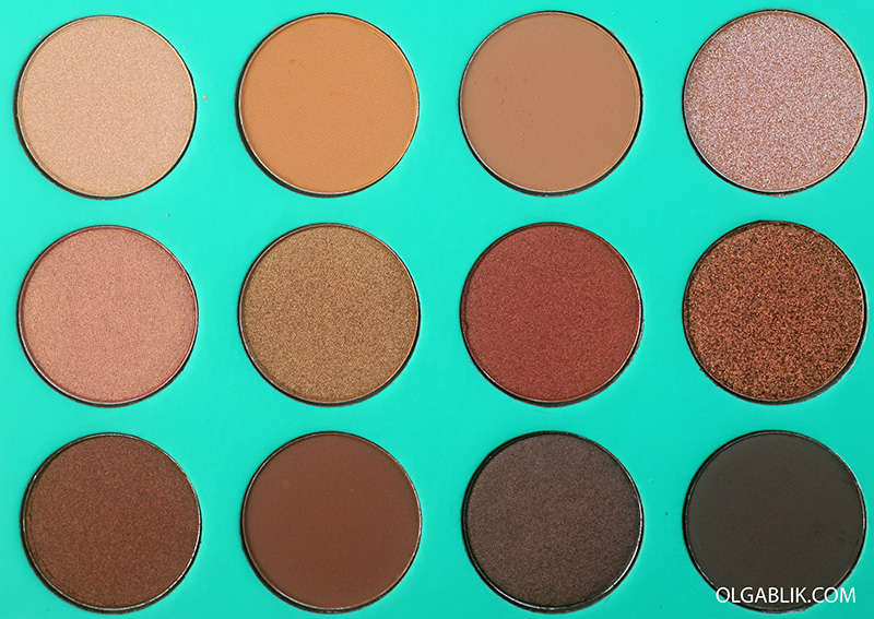 Juvia's Place The Nubian Eyeshadow Palette, отзывы, фото, makeup, где купить, review