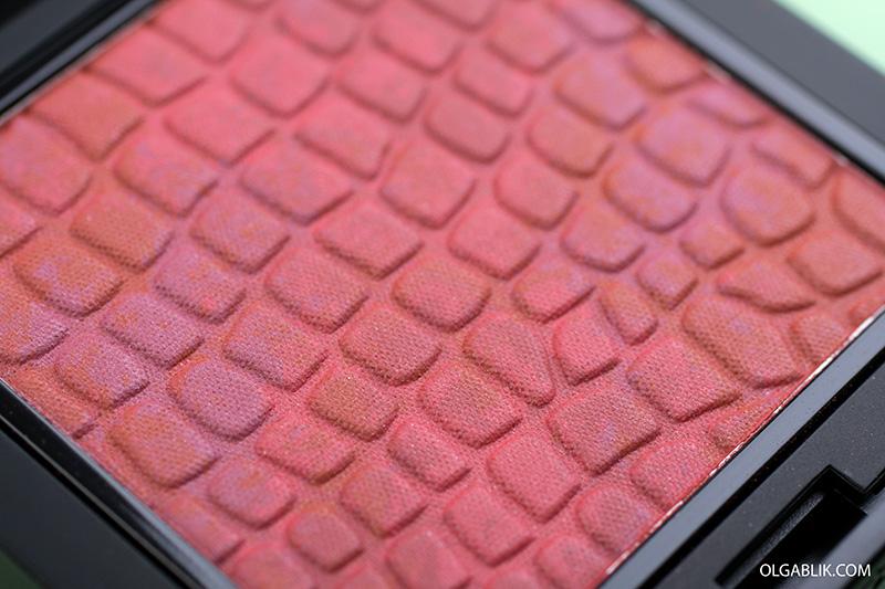 Make Up Store Marble Blush Rosso Laguna
