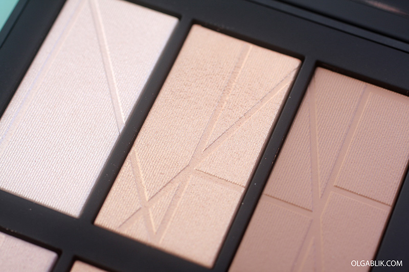 NARS Bord de Plage Highlighting & Bronzing Palette, отзывы, фото, review, photo