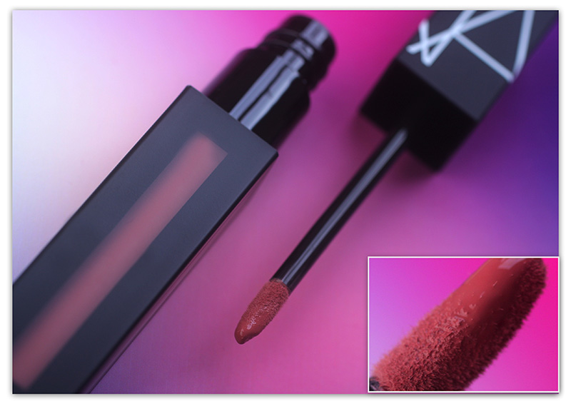 NARS Powermatte Lip PigmentAmerican Woman, отзывы, свотчи, фото, матовая помада