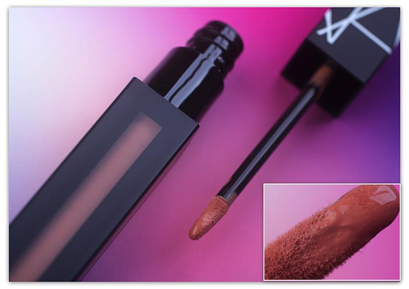 NARS Powermatte Lip PigmentGet It On, отзывы, свотчи, фото, матовая помада