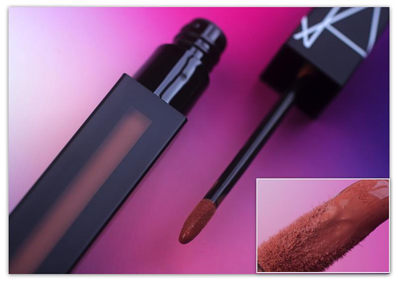 NARS Powermatte Lip PigmentSlow Ride, отзывы, свотчи, фото, матовая помада