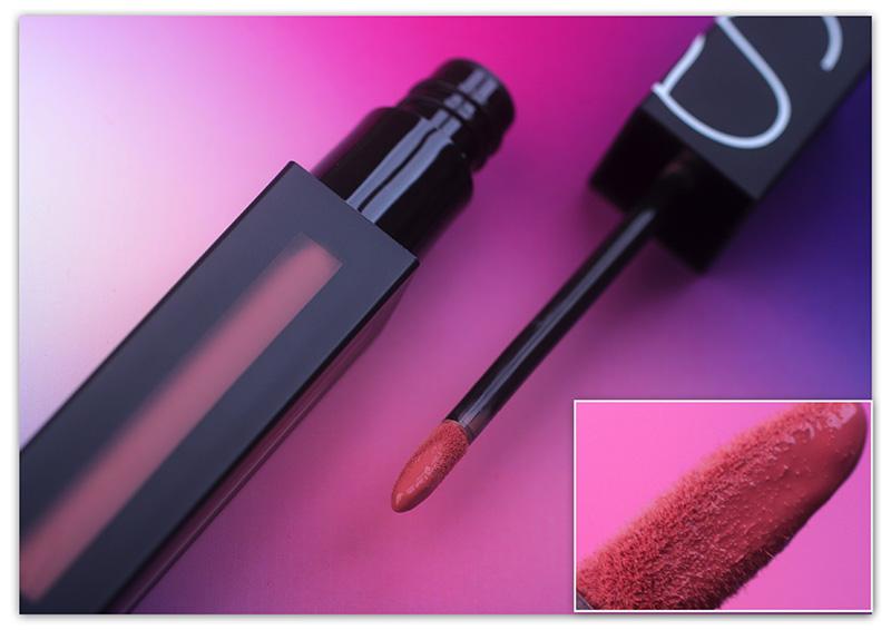 NARS Powermatte Lip Pigment Walk This Way, отзывы, свотчи, фото, матовая помада