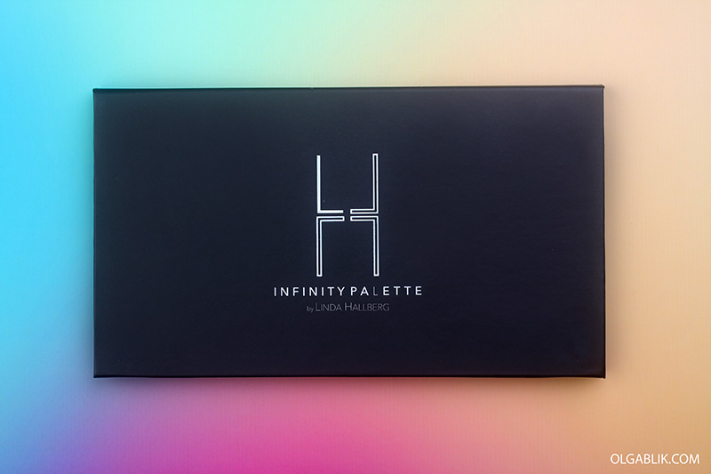 Linda Hallberg LH Cosmetics Infinity Palette
