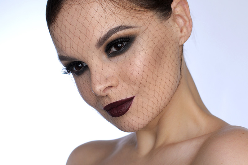 LH Cosmetics Infinity Palette Makeup look, Linda Hallberg