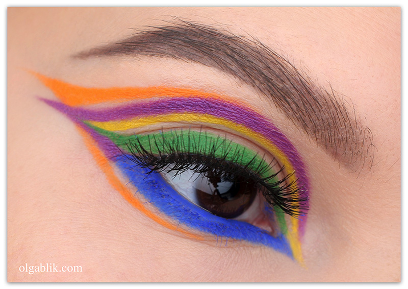 Mood Crayons Kit - Linda Hallberg Cosmetics