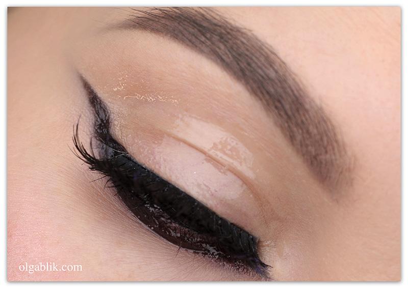 Make Up Store Elixir Makeup Look, влажный макияж, мокрый макияж глаз