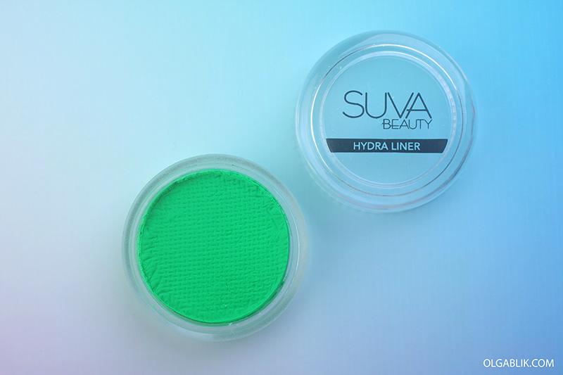 Suva Beauty Hydra Liner, сухая подводка для глаз, отзывы, фото, review, photo