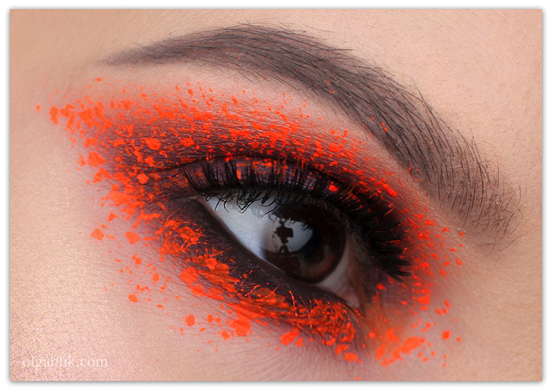 Suva Beauty Hydra Liner Makeup, контрастный макияж, фото