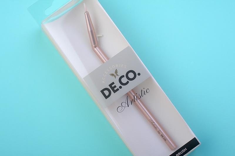 DE.CO Eyeliner Brush, кисти Деко для макияжа, фото, отзывы