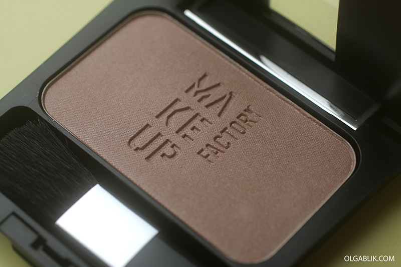 Румяна Make Up Factory Blusher #32 Golden Sand