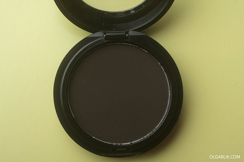 Моно тени для векMake up Factory Mat Eye Shadow#02 Black Coffee