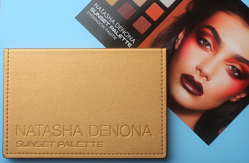 Natasha Denona Sunset Palette, отзывы, фото, свотчи, Наташа Денона косметика, review, photo