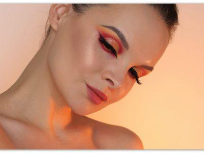 Пошаговый макияж с Natasha Denona Sunset Palette