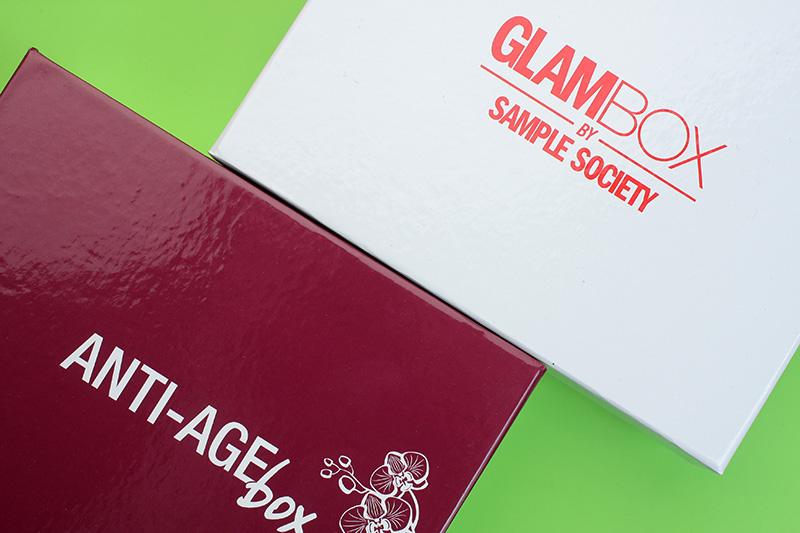 GlamBox #11 Ноябрь и GlamBox Anti-AgeBOX, Глэмбокс, Отзывы, Состав
