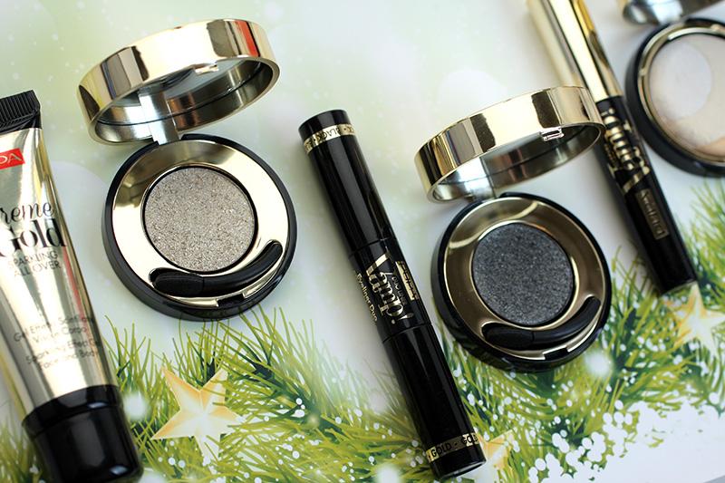 Pupa Party On Makeup Collection Holiday 2017, Рождественская коллекция макияжа, отзывы, фото
