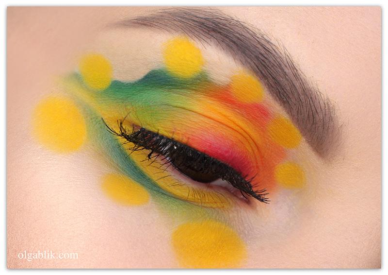 Illamasqua Powder Eye Shadow, Illamasqua тени отзывы, Illamasqua косметика