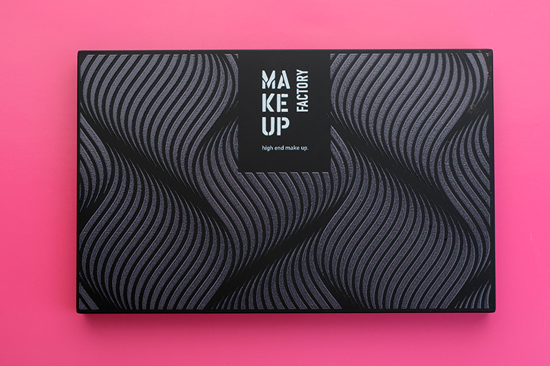 MAKE UP FACTORY International Eyes Palette - Asian Harmony