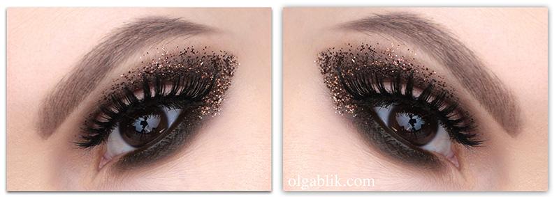 Моно-макияж, макияж глаз одним цветом теней, как накрасить глаза одним цветом теней