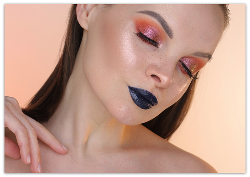 Spring 2018 Makeup Trends, Модный макияж весна-лето 2018, макияж весна 2018, весенний макияж 2018