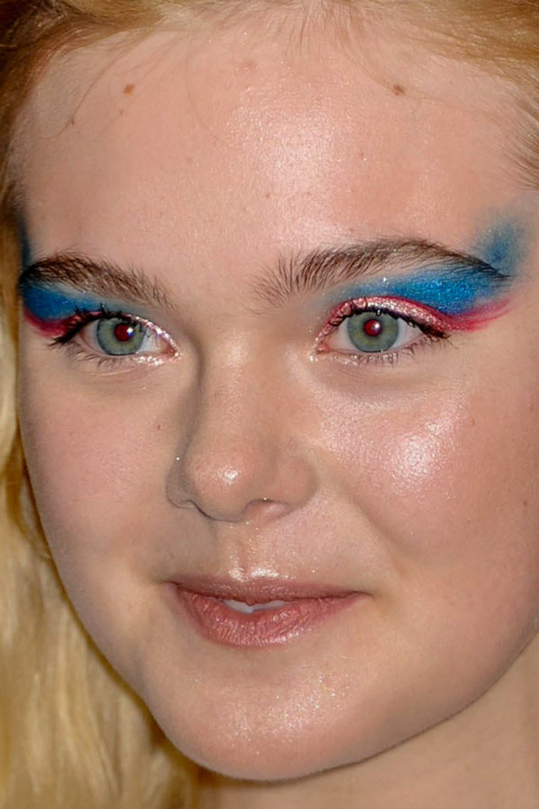 The Worst Creative Makeup, Неудачный макияж звезд, самый неудачный макияж