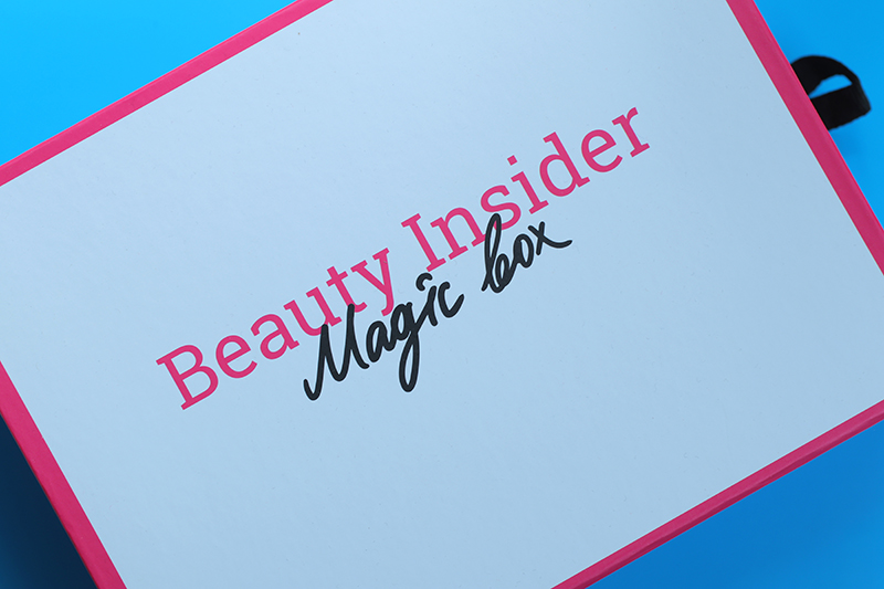Beauty Insider Magic Box 21, отзывы, фото