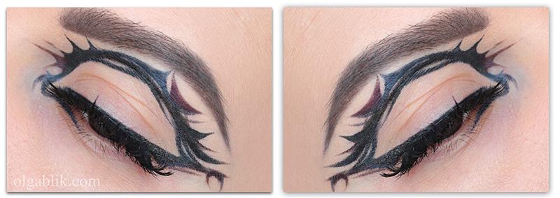 Гелевая подводка Shiseido Inkstroke Eyeliner