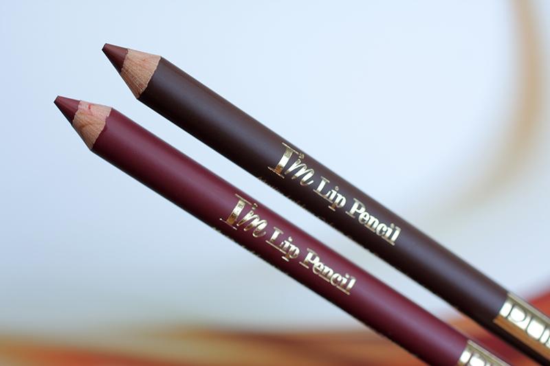 Мягкий матовый карандаш Pupa I'M Lip Pencil