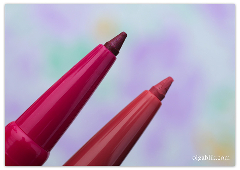 Весенняя коллекция PUPA Milano Material LuxurySpring 2018, Губная помада-карандаш Pupa Material Luxury Duo Lips Twist-Up Spring 2018