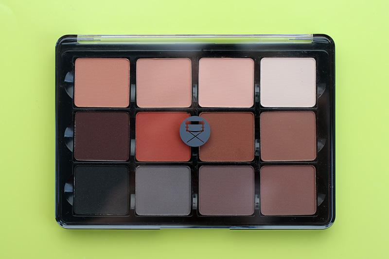 палетка Viseart Neutral Matte 01 Eyeshadow Palette - отзывы и фото