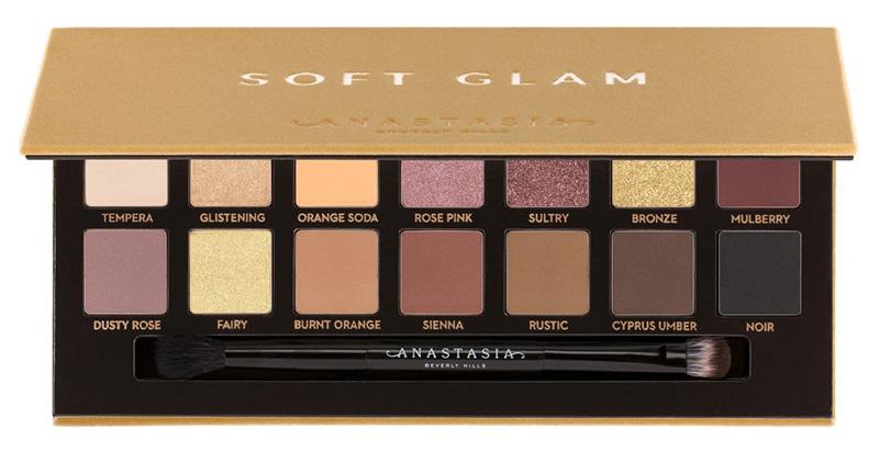 Палетка теней Anastasia Beverly Hills Soft Glam Eyeshadow Palette