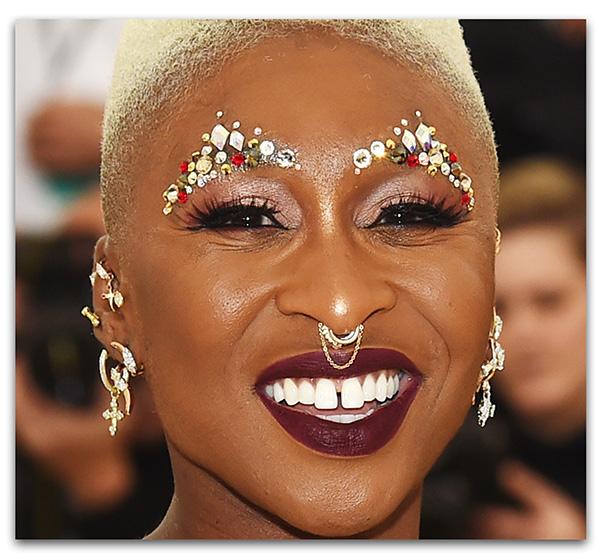 худший макияж звёзд Met Gala 2018, фото, макияж знаменитостей