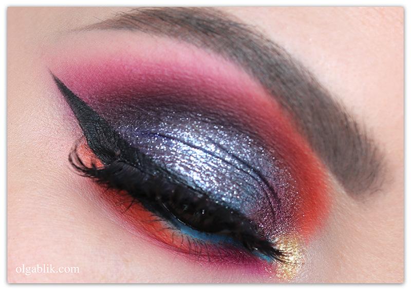 Pupa Glitter Bomb Eyeshadow - отзывы, фото, свотчи на тени Пупа