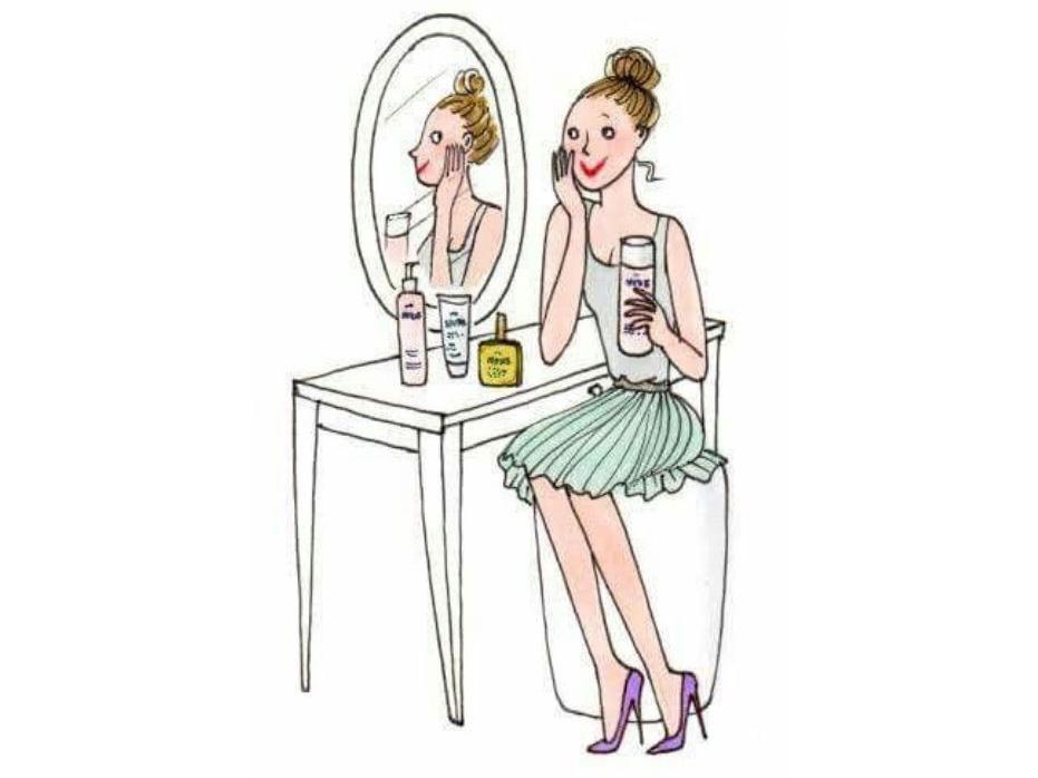Как научиться краситься с нуля