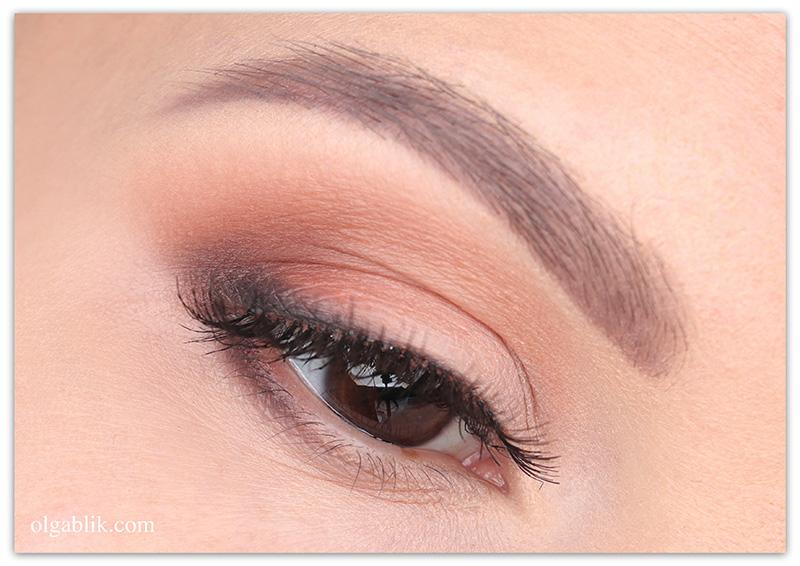 Базовый макияж глаз на каждый день - пошаговый фото-урок