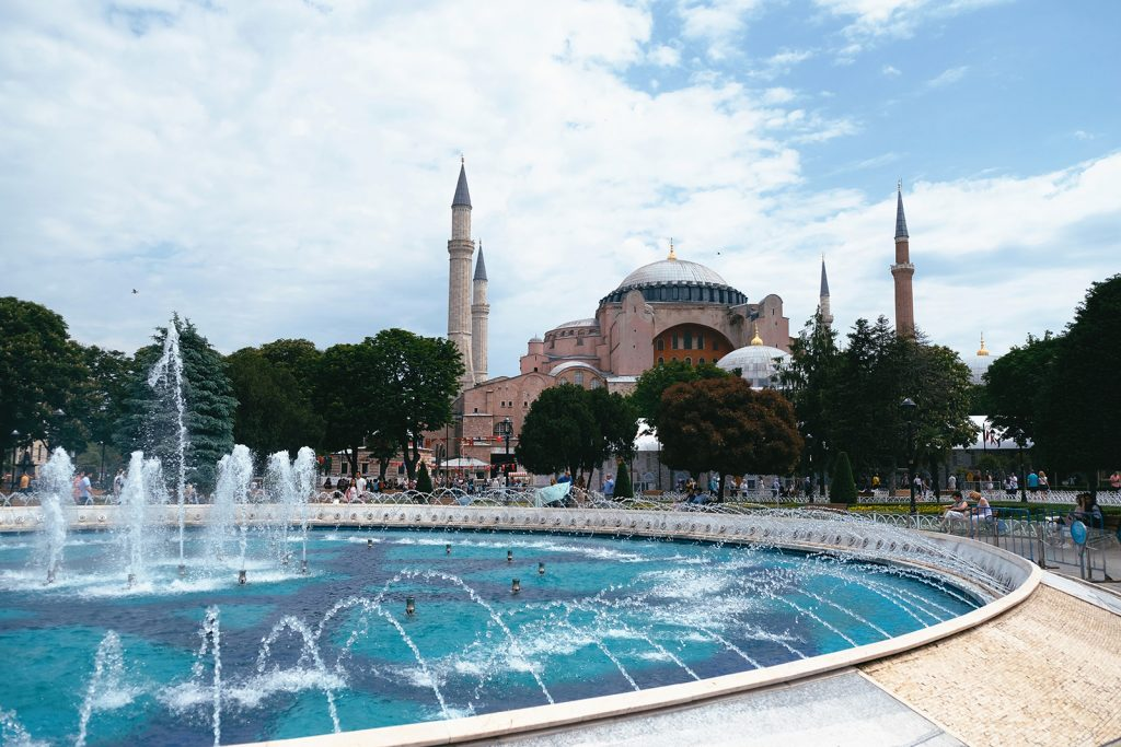 В Стамбул самостоятельно