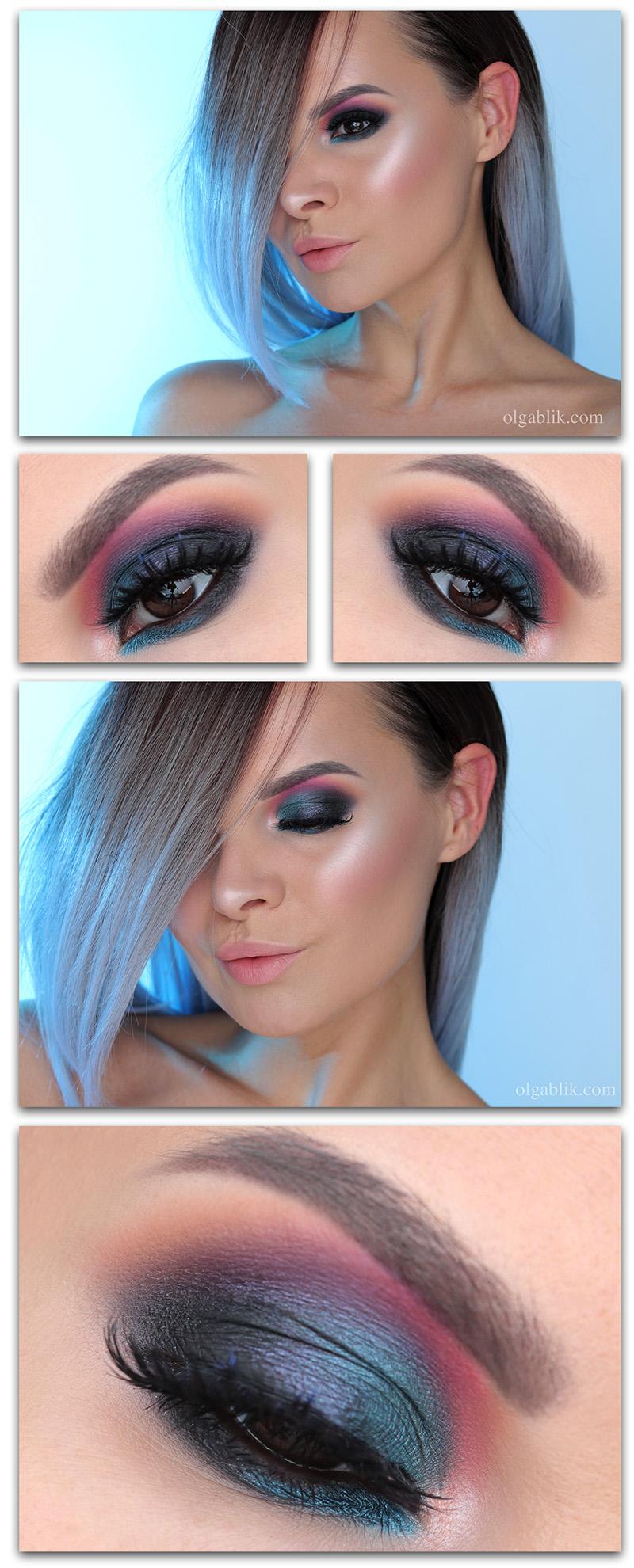Jeffree Star Beauty Killer Eyeshadow Palette - отзывы, фото, свотчи