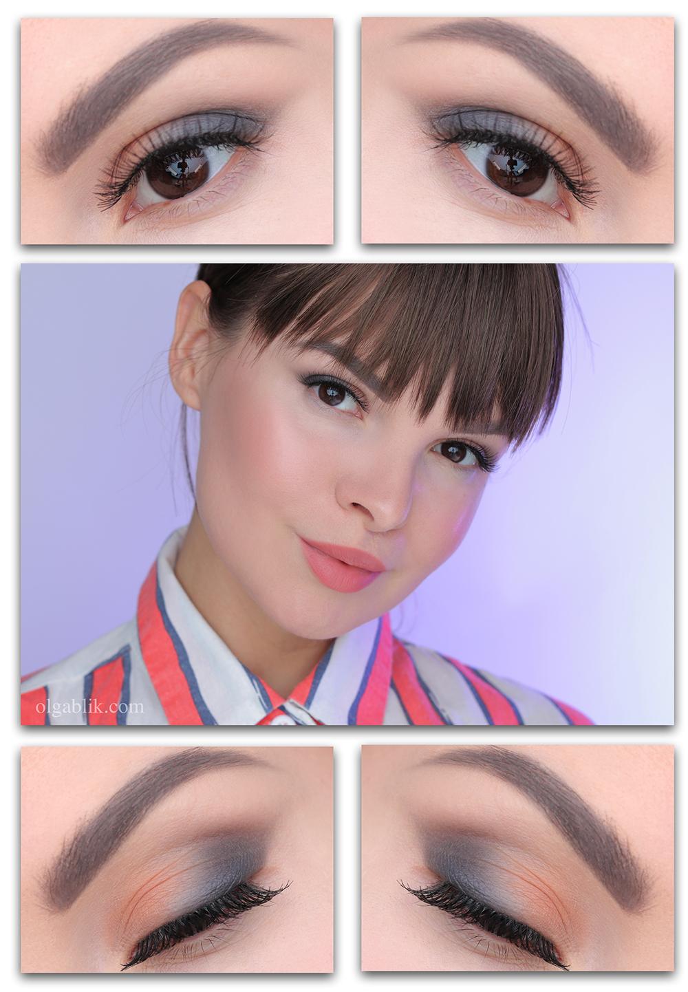 Повседневный макияж, Как нанести повседневный макияж пошагово, повседневный макияж