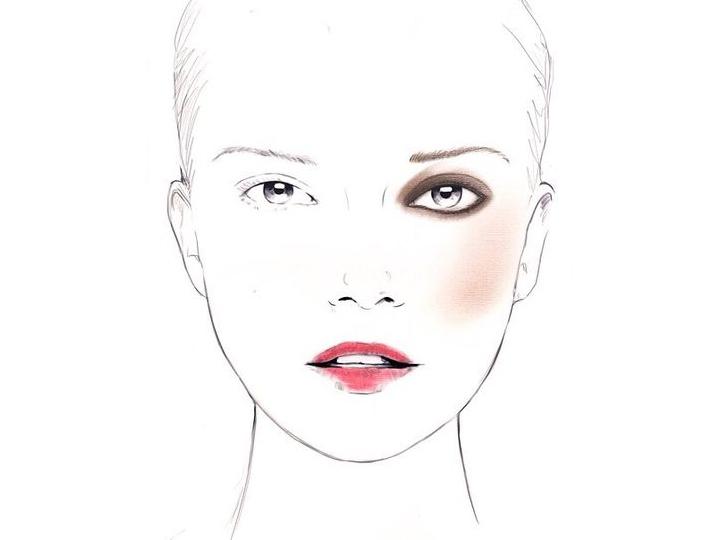 Как правильно наносить тени на глаза - техника макияжа глаз